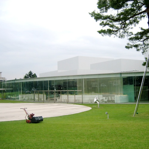 [photo:21st Century Museum of Contemporary Art, Kanazawa]