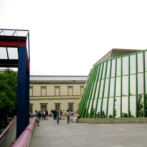 [photo:Neue Staatsgalerie]