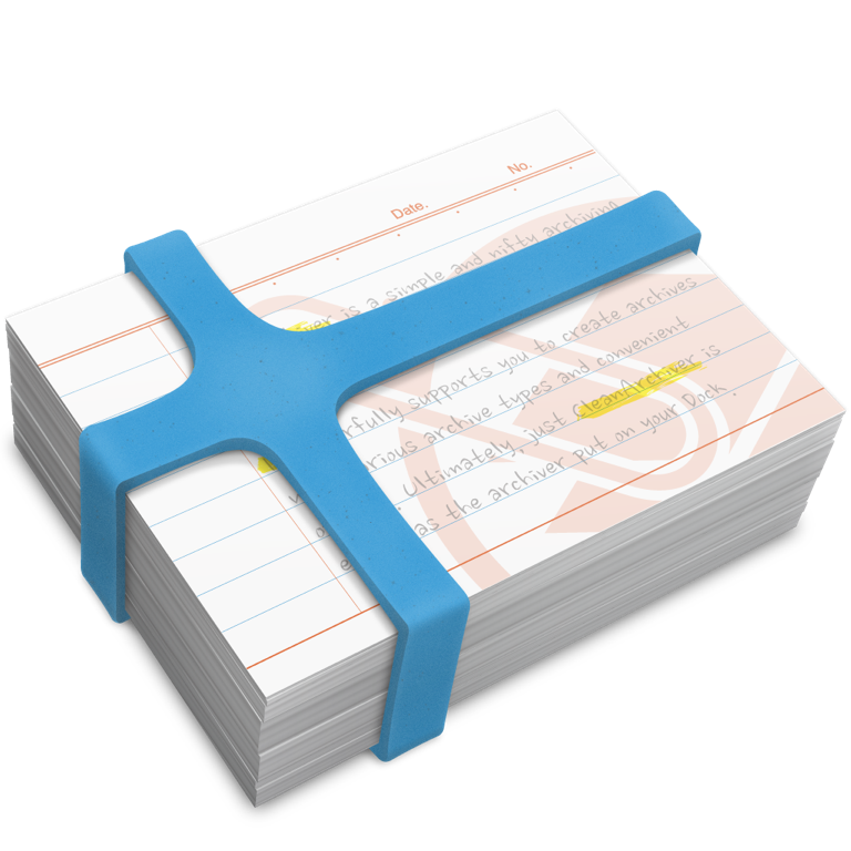[CleanArchiver app icon]